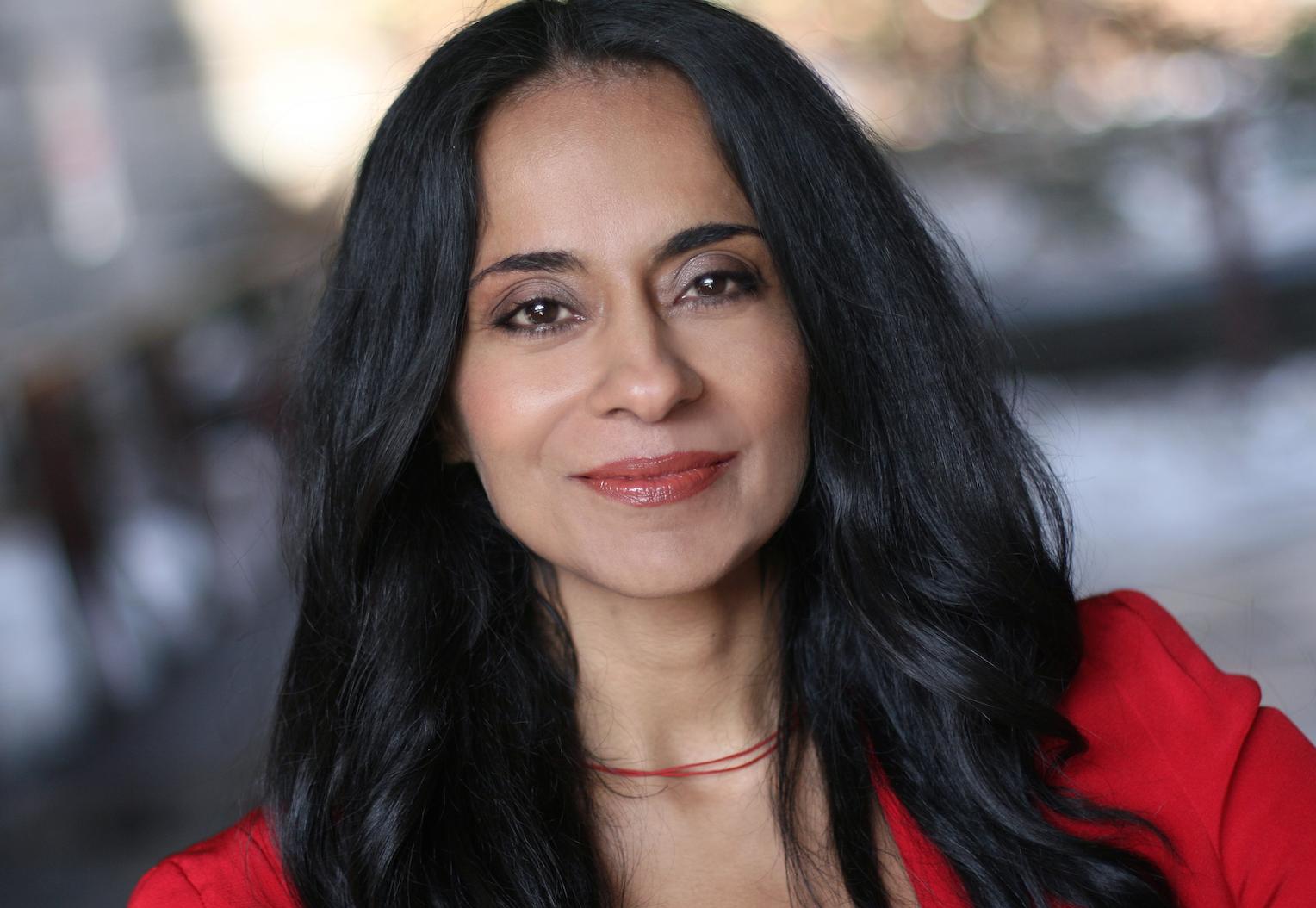 Dr. Karuna Sabnani Headshot - Red